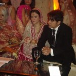 Ali Zafar and Ayesha Fazli Wedding picture