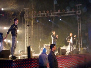 Akcent Band Live performance In Lahore Concert