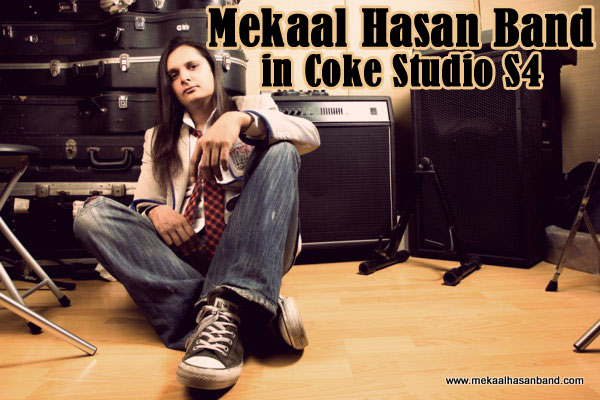 Mekaal Hasan Band in Coke Studio Season 4