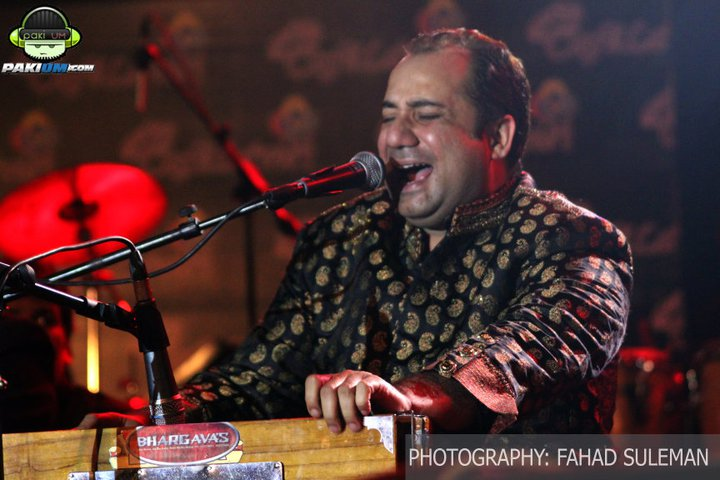 Rahat Fateh sings 5 tracks for upcoming Pakistani Film 'Khamosh Raho