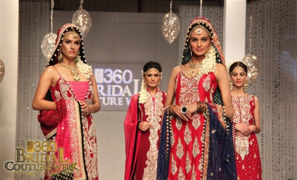Day2 of Style360 Bridal Couture Week 2011 Expo Center Karachi