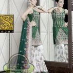 Sadia Hyat Khan dress photoshoot