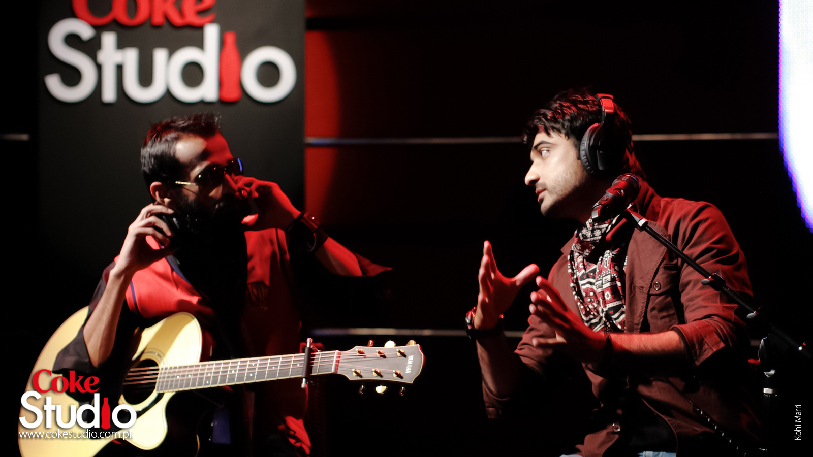 The Sketches Mandh Waai in Coke Studio (Video/Mp3/Lyrics) - Pakium.