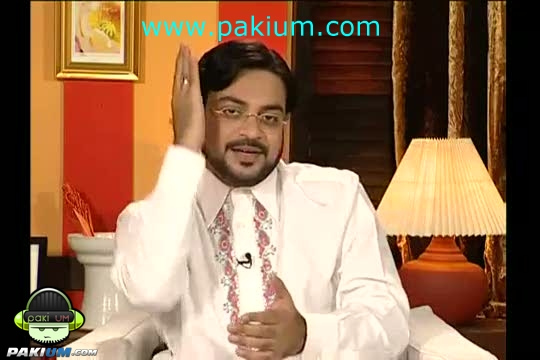 Aamir Liaquat doing abnormal things on his real face leaked video