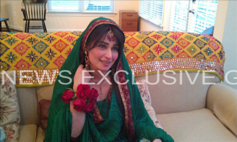 Reema Wedding Mehndi Picture