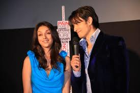 Ali Zafar and Aditi Rao