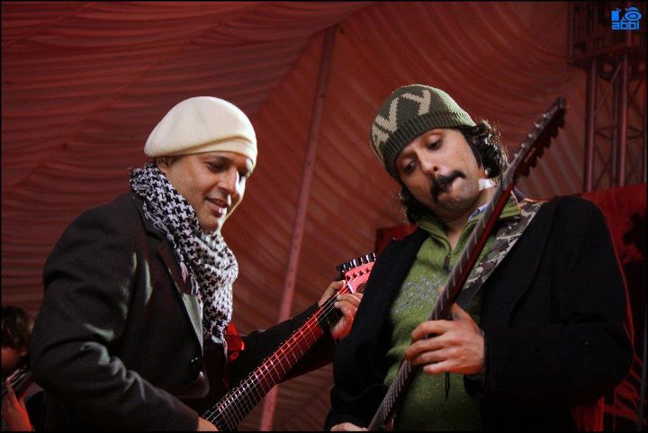 Ali Azmat Live in Islamabad , February 2012 (4)