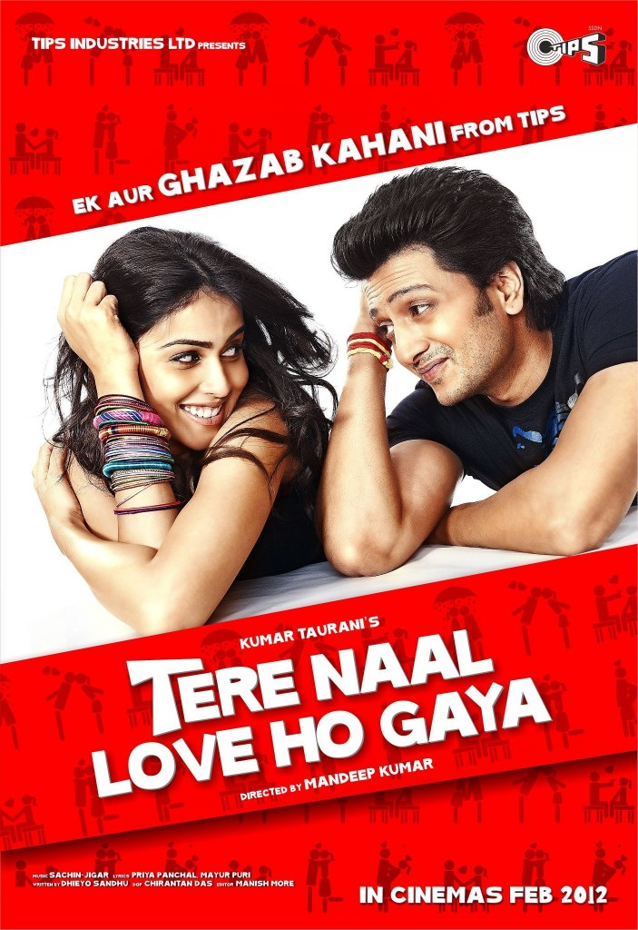 Amanat Ali song in Tere Naal Love Hogaya