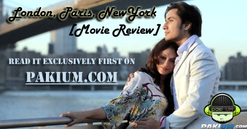 London Paris NewYork movie Review