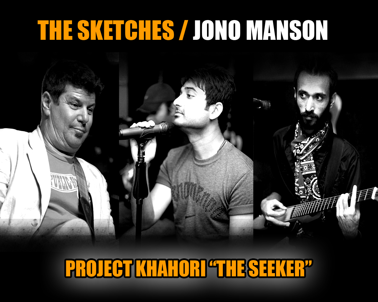 The Sketches Jono Manson Khahori Full Song