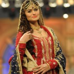 Mona Imran at Bridal Couture Week 2012 (2)