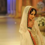 Nadia Chotani at Bridal Couture Week 2012