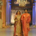 Nomi Ansari collection at Bridal Couture Week 2012