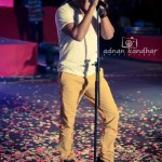 Ali Zafar Live in Iqbal Stadium Faisalabad 10th May 2012 (13)