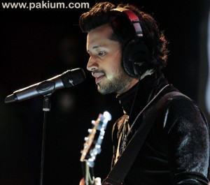 Atif Aslam sings 4 songs in Coke Studio