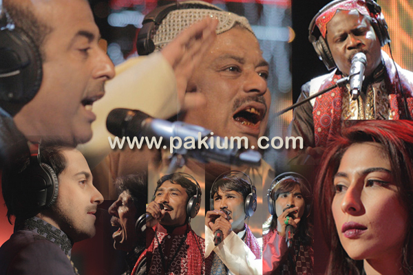 Coke Studio 5 Episode 2 Artists Line Up