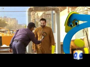 Aamir Liaquat back on GEO TV networks