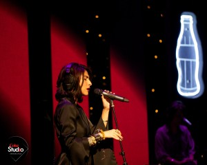 Meesha Shafi in Coke Studio 5