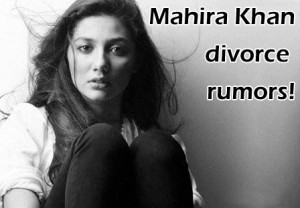Mahira Khan Divorce