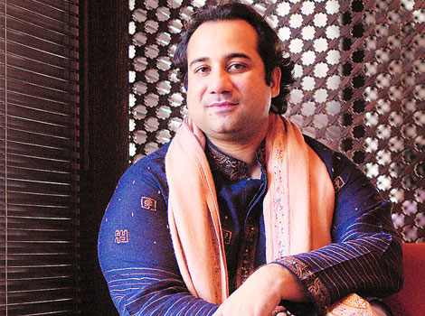 Rahat Fateh Ali Khan nominated in Asian Music Awards
