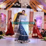 Maria B at Bridal Couture Week Lahore October 2012-13