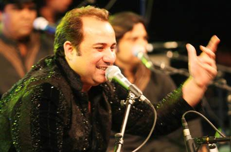 Rahat Fateh Ali Khan Ready for UK Tour