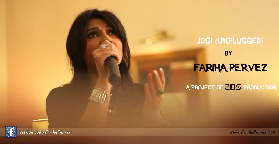 Fariha Pervez – Jogi [Unplugged] (Video Stills)