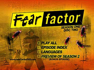 Fear Factor- Pakistan vs India