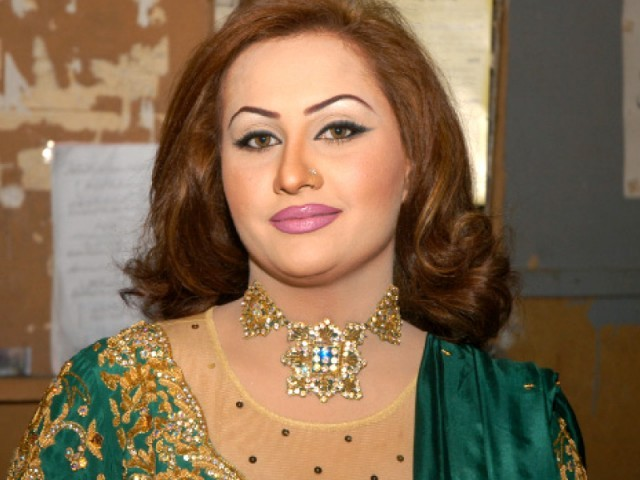 Stage actress Nargis' house attacked in Lahore