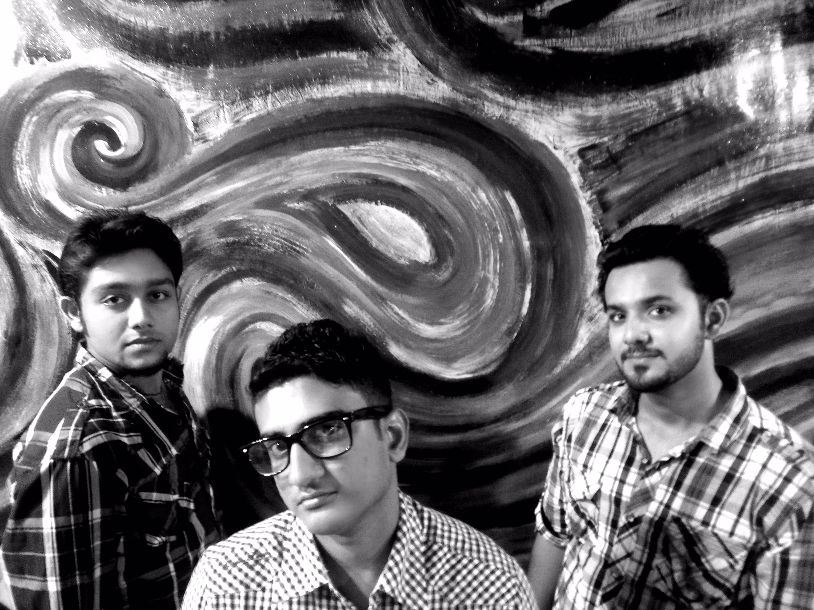 band from karachi their music tells the story of their lives it is of