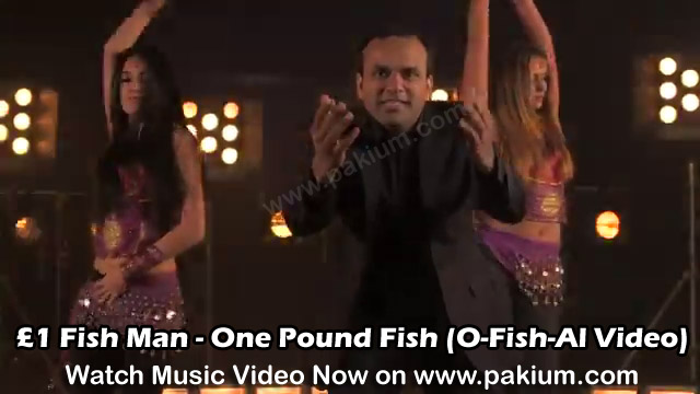 £1 Fish Man - One Pound Fish (O-Fish-Al Video)