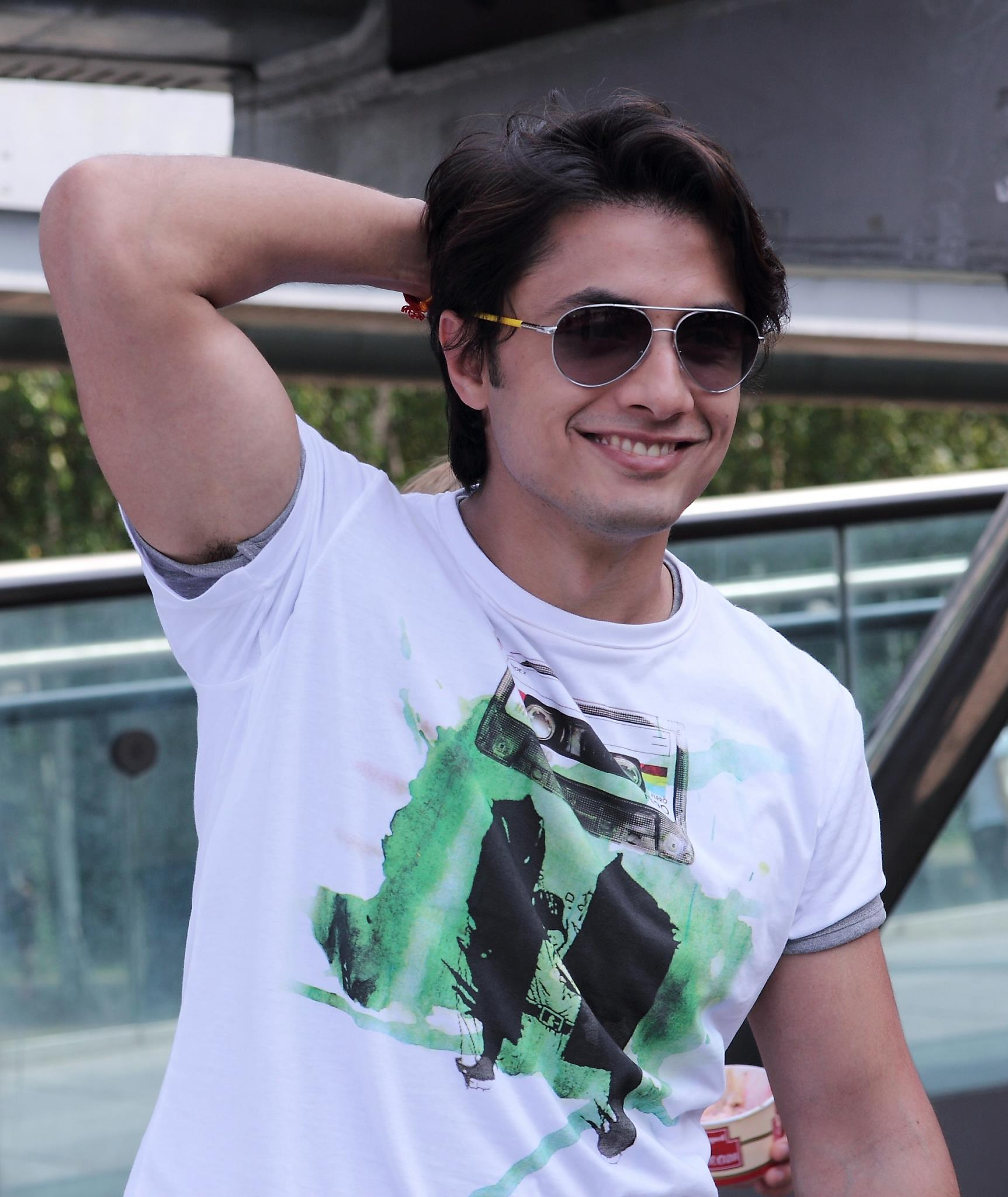 Ali Zafar Sexiest Asian Man 2012