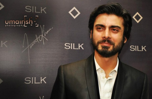 Fawad Khan and  Paired Up
