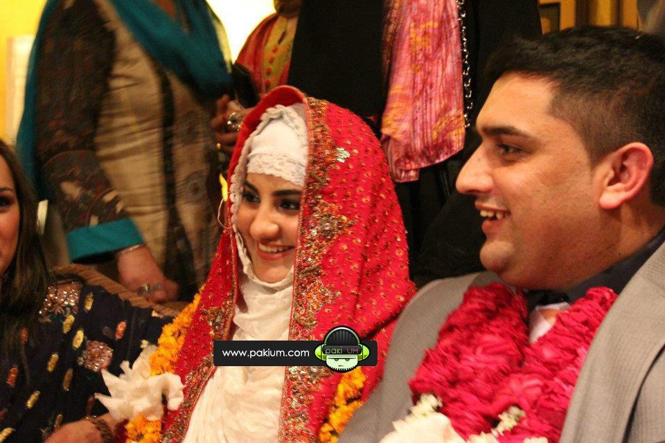 Satesh Khan and Malik Noureed Awan marriage Pictures 4