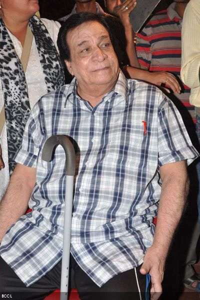 Kader Khan not dead, death rumors