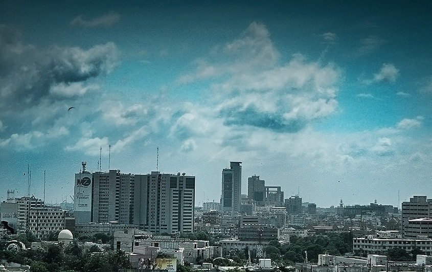 karachi world tallest building