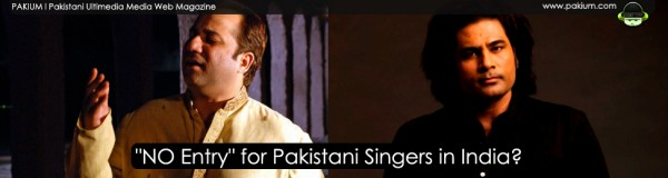Rahat Fateh Ali Khan and Shafqat Amanat Ali Khan to record from Dubai
