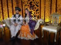 Atif Aslam and Sara bharwana Mehndi Photo