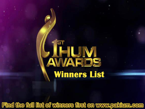 first hum tv awards winners