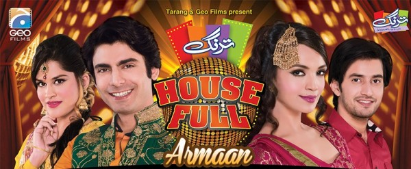 Watch Armaan Tarang Housefull