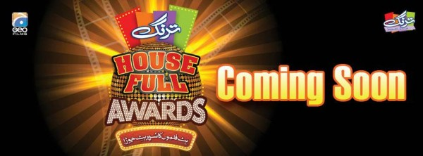 Tarang Housefull Awards