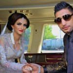 Amir Khan and Faryal Makhdoom Valima Pictures - 03
