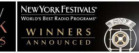 Radio Awards announced at New York Festivals 2013