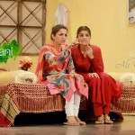 Sanam Saeed and Sarwat Gillani at Dhaani - 1