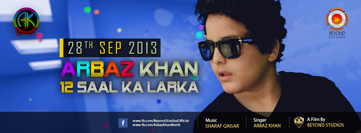 Arbaz Khan - 12 Saal Ka Larka (Official Music Video)