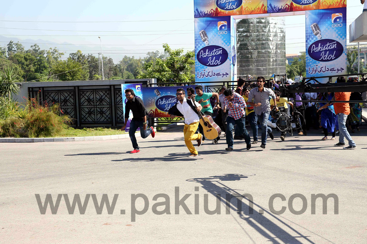 Pakistan Idol popular among Youth