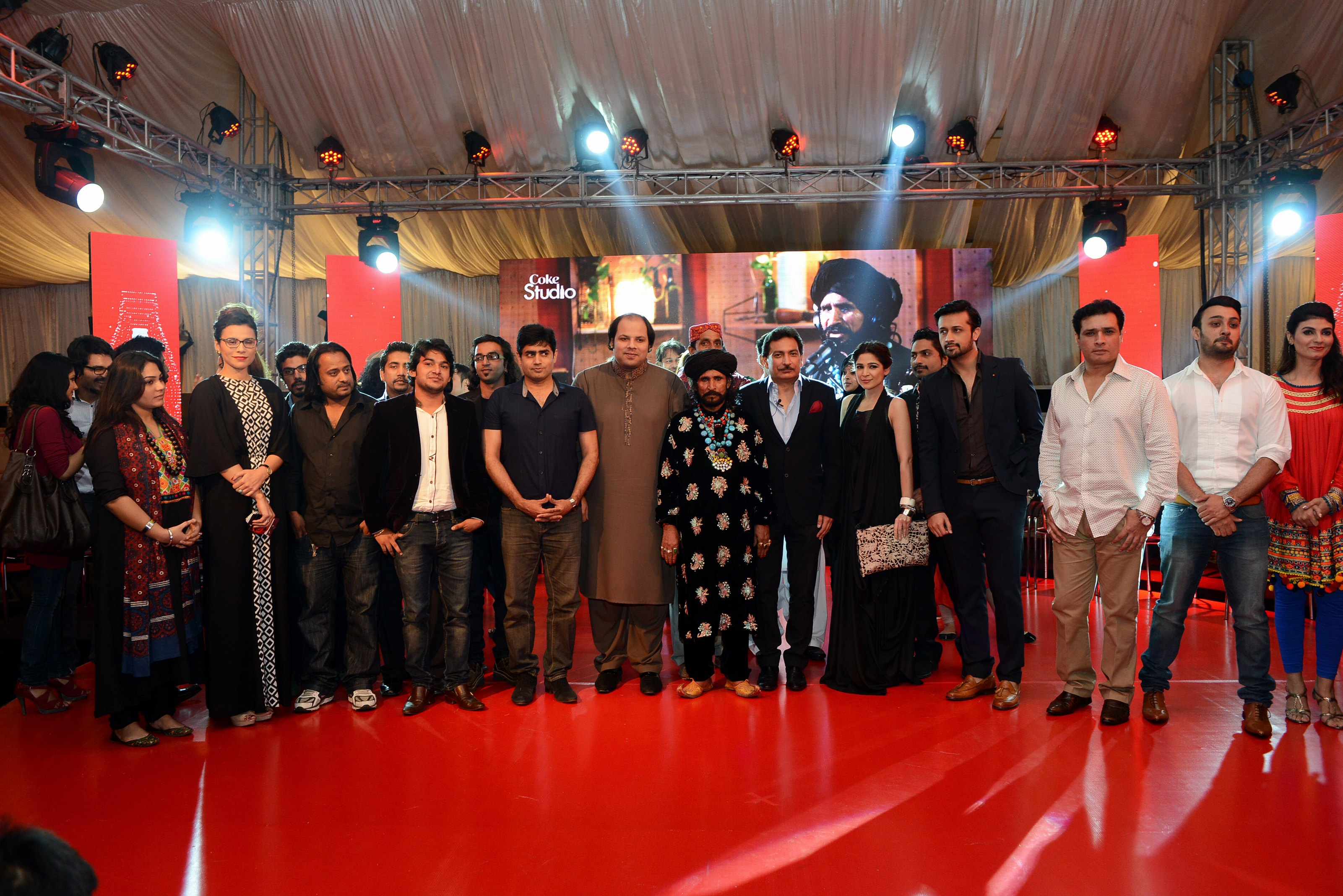 Coke Studio Season 6 - Artists