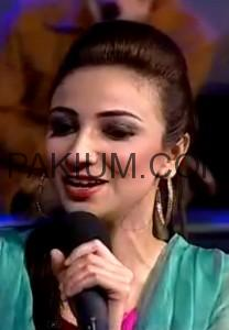 Anoushey in Pakistan Idol