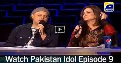 Pakistan Idol Episode 9
