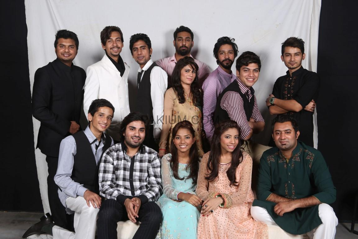Final 13 Pakistan Idol Contestants